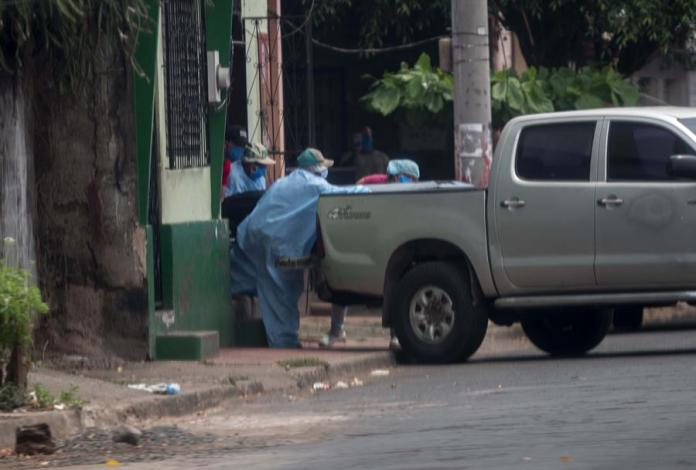 """""""Everyone Knows Someone Sick or Dead from Covid-19 in Nicaragua"""""""