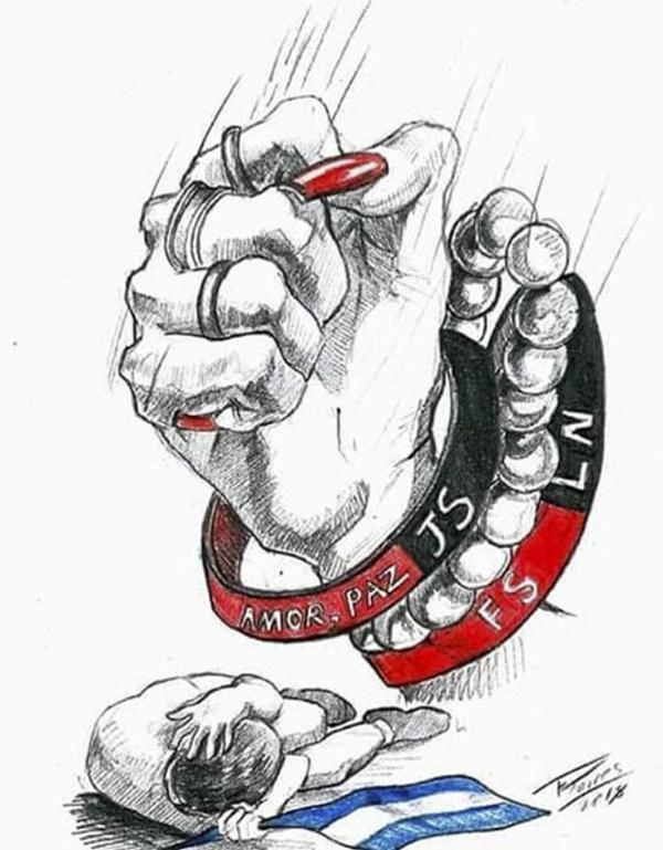 Citizen art of resistance against the dictatorship
