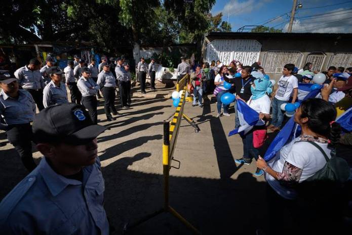 Fabrication of Crimes Used to Repress in Nicaragua