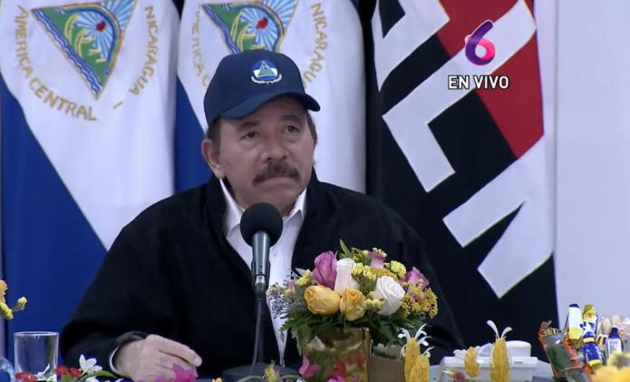 Dictator Daniel Ortega reappears without any plan to face the Covid-19 pandemic