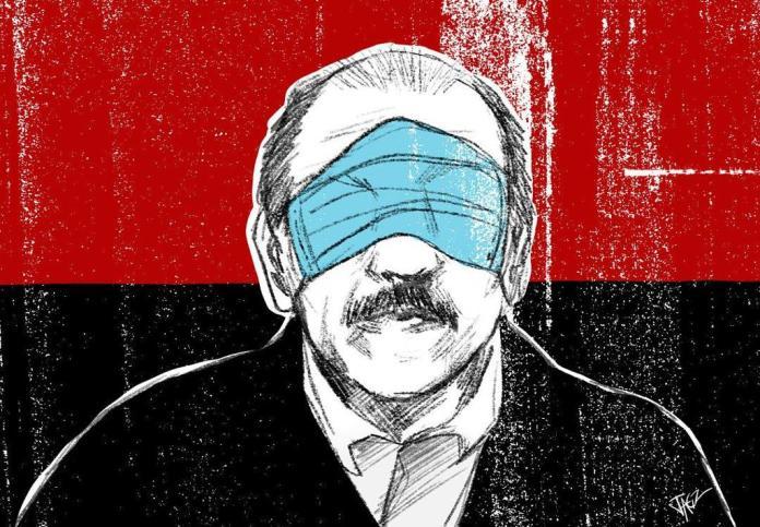 Daniel Ortega's negligence spreads the covid-19 in Nicaragua