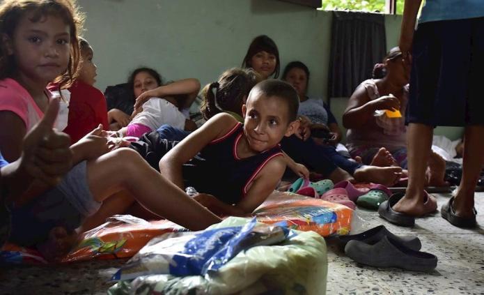 Eta Increases Covid-19 Risk in Nicaragua and Honduras