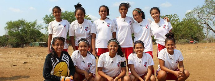 How Soccer Without Borders is helping young women in troubled Nicaragua