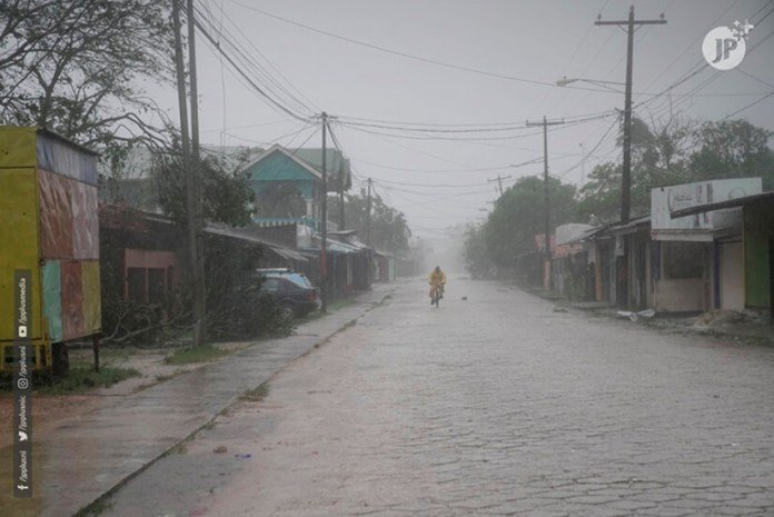This is Bilwi after the arrival of hurricane Eta (photos)