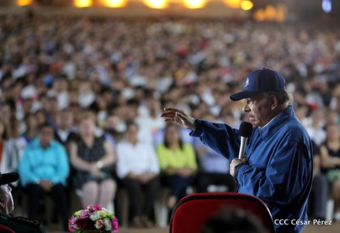 """Let Them Fail!"": Daniel Ortega's Response to Companies in Crisis"