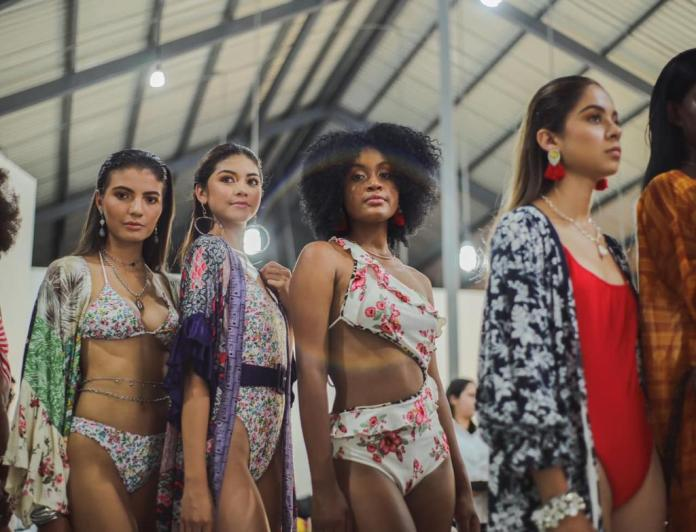 Nicaragua Designs Resort 2021 with a spectacular closure in sustainable fashion