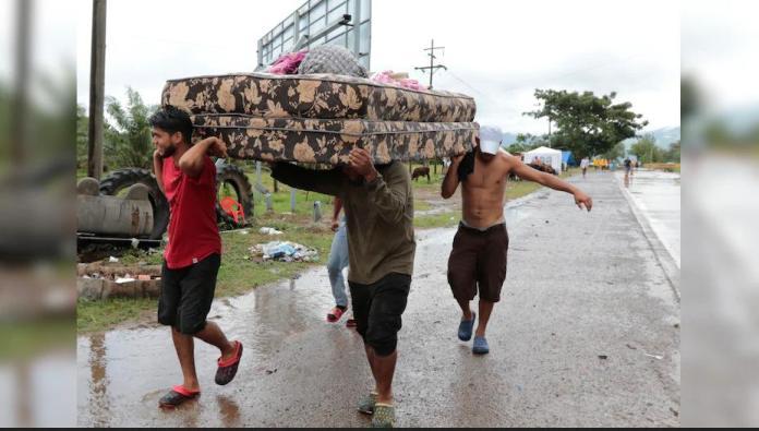 Hurricane Iota hit Nicaragua and still represents a grave danger