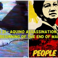 Aug 21 - Aquino Assassination and the Beginning of the End of Marcos