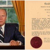 Sept-8 (Part 2): President Ford Pardons Nixon