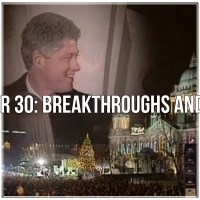 Nov-30: Breakthroughs and the Battle in Seattle