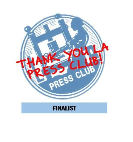 Today Past Honored by LA Press Club