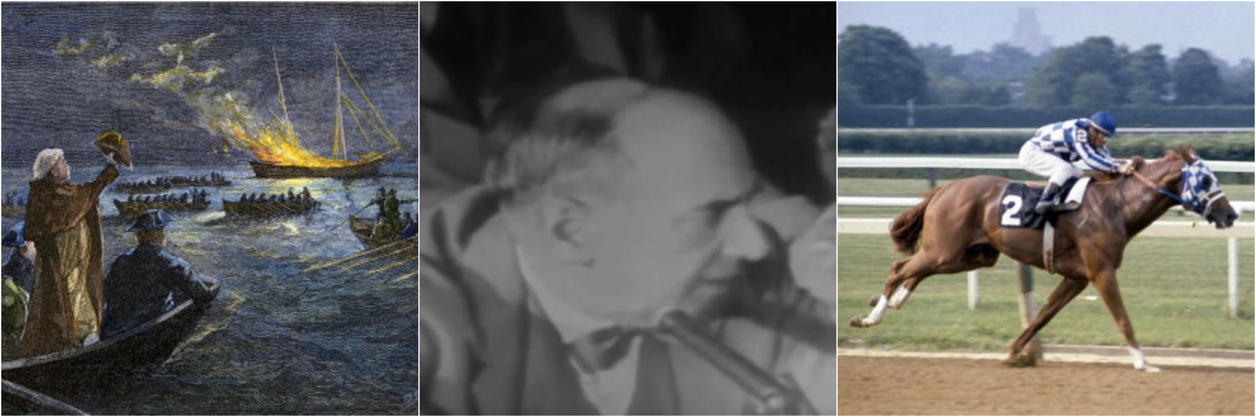 Jun-9: The Spark of Revolution, McCarthy Challenged and Secretariat