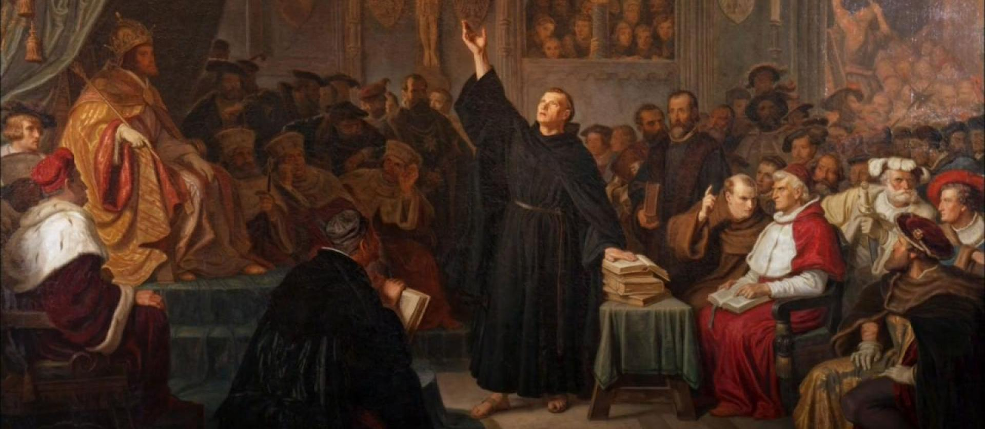 A Look At Protestant Reformation Through Different Lenses