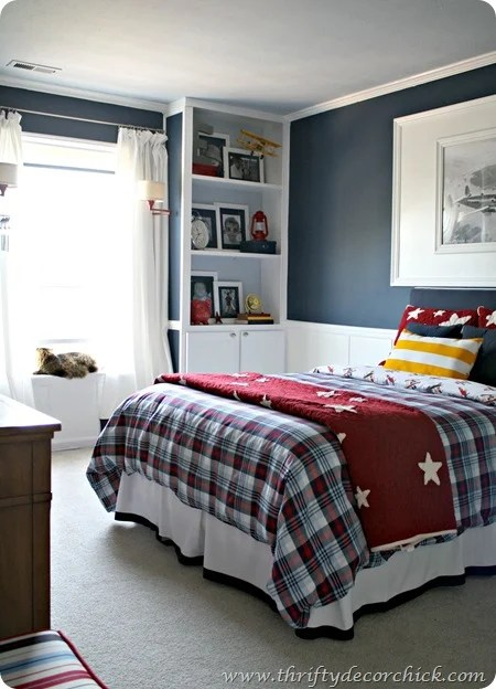 {Boys} 12 Cool Bedroom Ideas - Today's Creative Life on Bedroom Ideas For Guys  id=89598