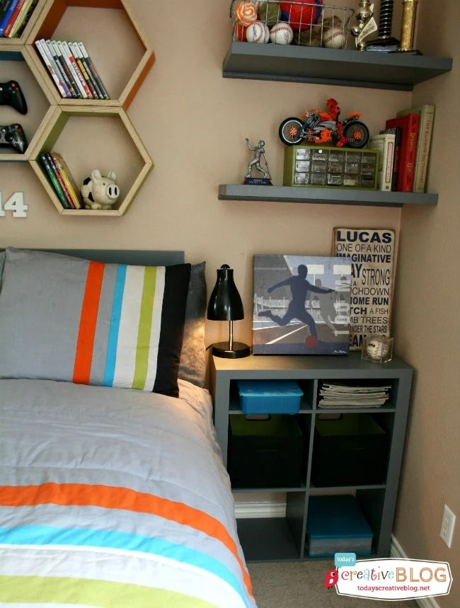 Cool Bedrooms for Teen Boys | Today's Creative Life on Cool Bedroom Ideas For Teenage Guys  id=69338