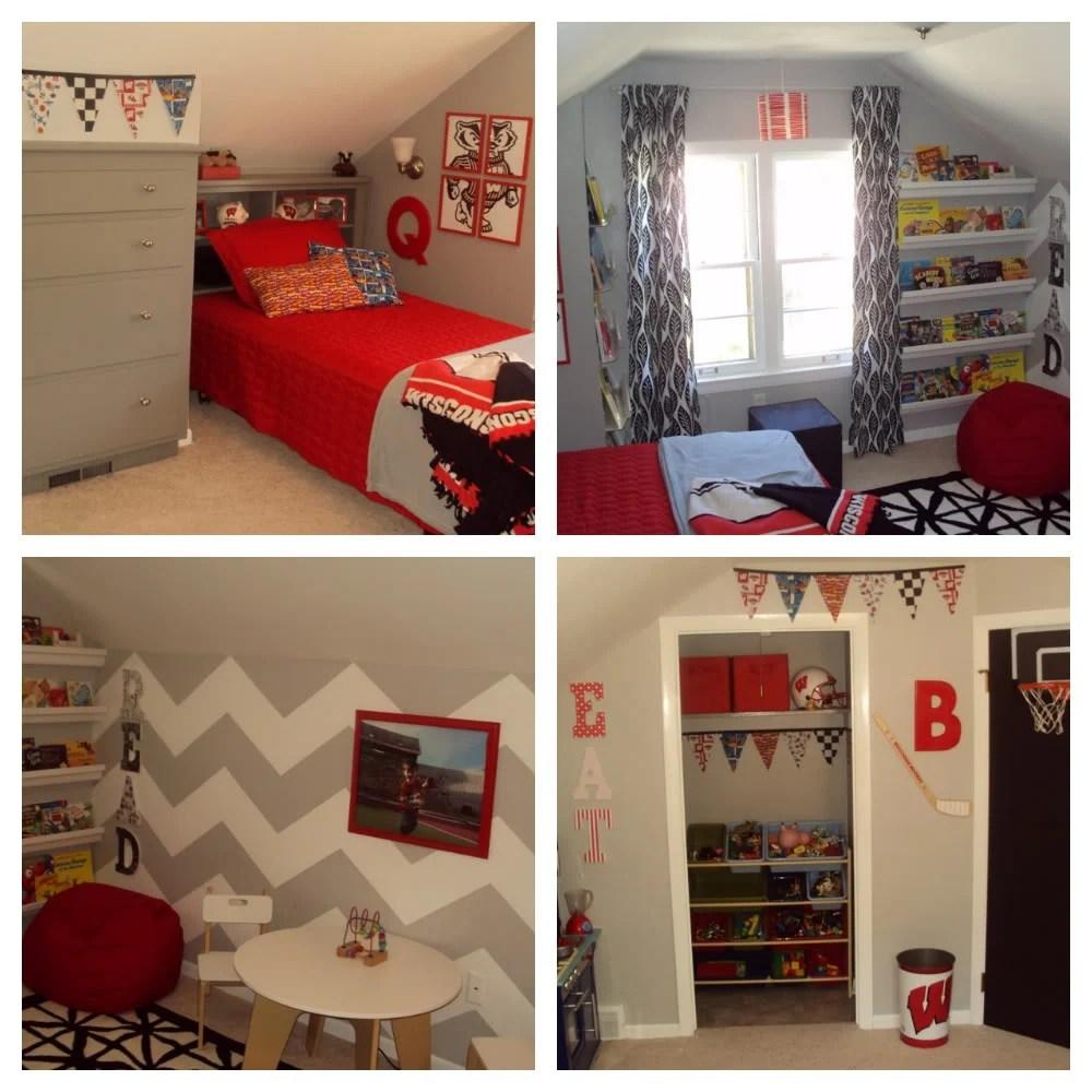 Cool Bedroom Ideas - 12 Boy Bedroom Ideas | Today's ... on Small Bedroom Ideas For Boys  id=93831