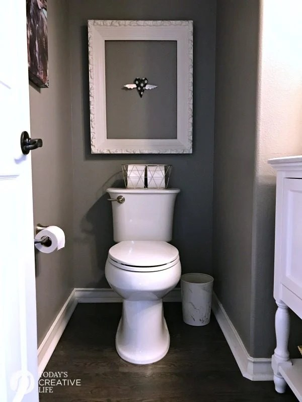 Bathroom Decorating Ideas - Simple Accessories | Today's ... on Small Area Bathroom Ideas  id=16587