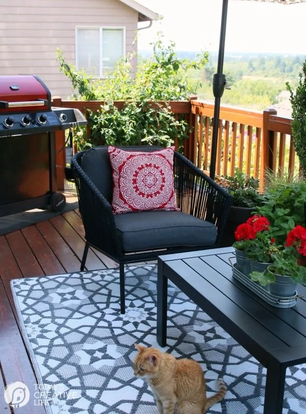 Small Patio Decorating Ideas - My Patio | Today's Creative ... on Backyard Patio Decorating Ideas id=33719