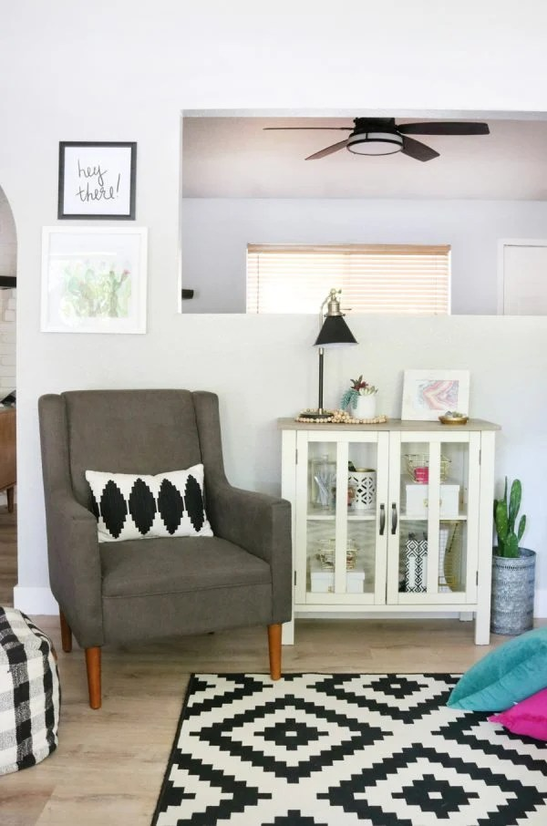 How to Create the perfect Study Nook by Crafted Sparrow.