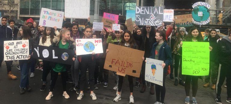 children climate lawsuit