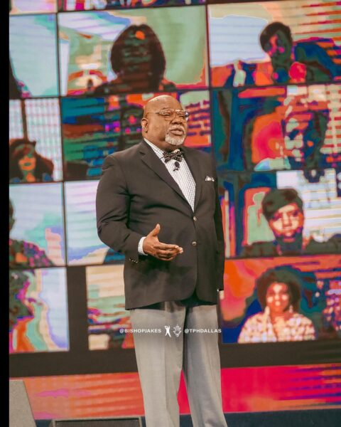 Are You Ready - T. D. Jakes