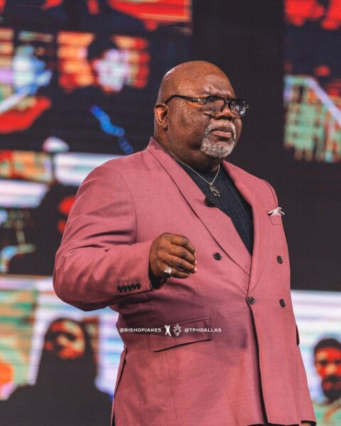 Book: Intimacy With God (Six Pillars From Ephesians) - T.d. Jakes (Free Pdf Download)