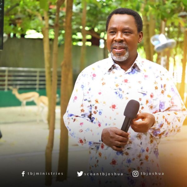 Prophet Tb Joshua Prayer Points - May 2021