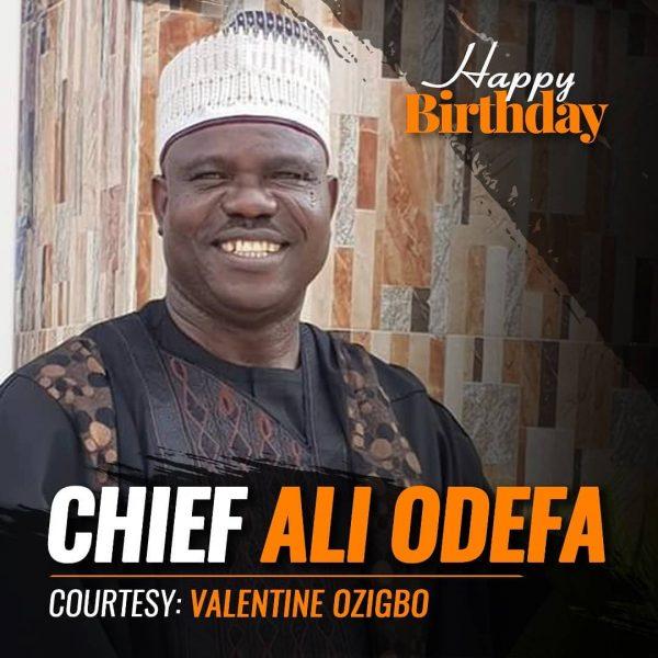 Chief Ali Odefa