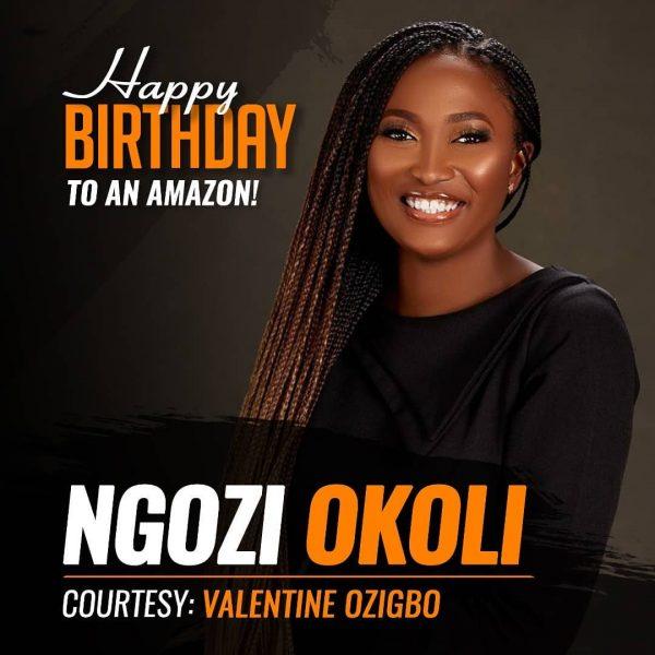 Ngozi Okoli