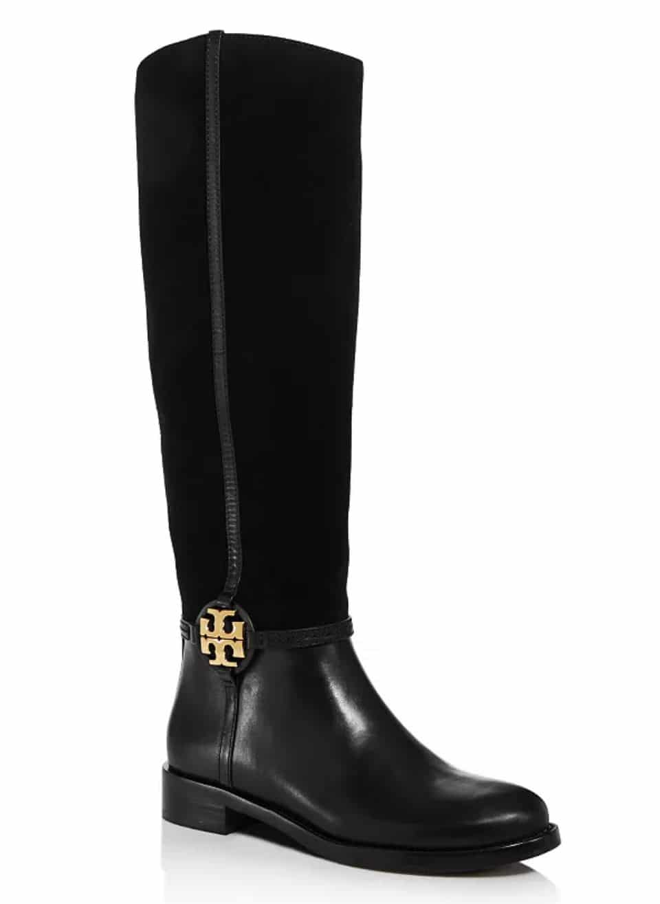Tory Burch Tall Boots   Today's Fashion