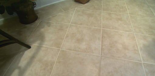 install tile over a wood subfloor