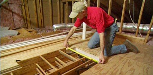 Measuring width for insulating foam box