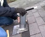 replacing roof vent