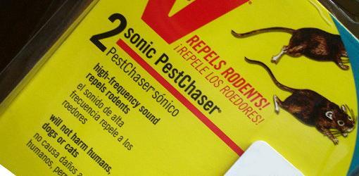 Sonic PestChaser box