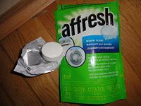 Affresh commercial cleaning pellets