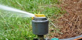 Irrigation system sprinkler