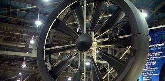 WindTronics wind turbine