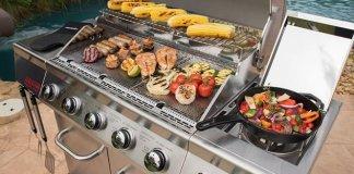 Nexgrill Evolution stainless steel grill