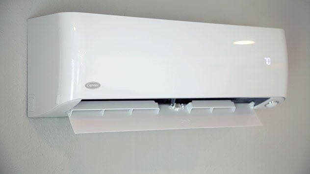 Carrier Ductless indoor unit