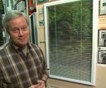 Danny Lipford with ODL Enclosed Door Blinds