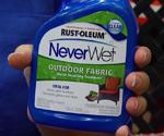 Bottle of NeverWet Outdoor Fabric Spray