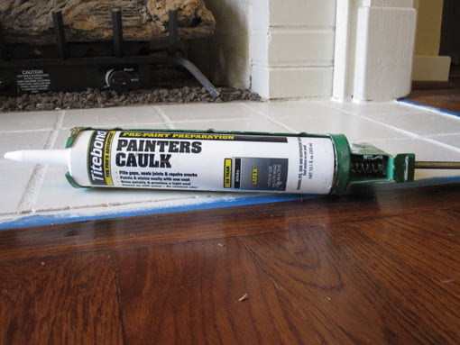 Titebond painter's caulk.