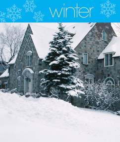 4 Seasons of Home Ownership: Winter