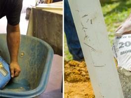 Fast Setting or Regular Concrete