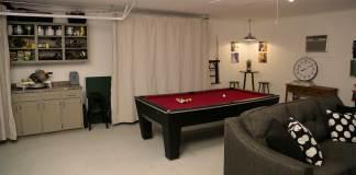 Converted Garage, Now a Teen Hangout