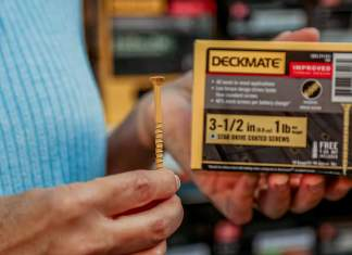 DeckMate Screws