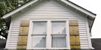 Farmhouse Shutters