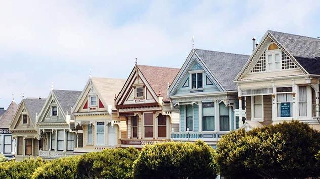 San Francisco townhomes