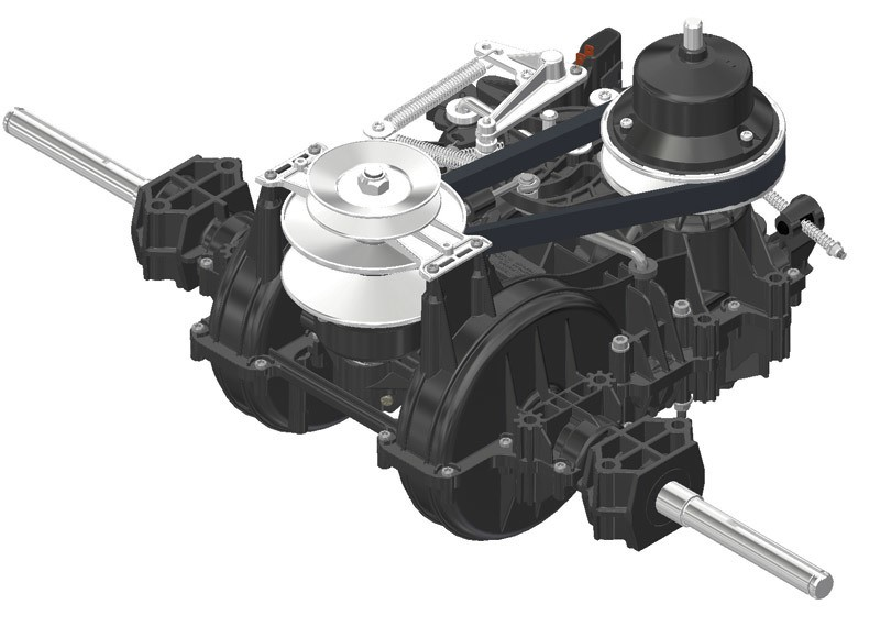 Lawn Tractor Transmission Types