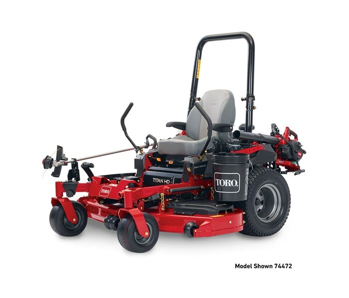 What companies manufacture lawnmower blades?